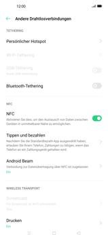 Oppo Find X2 Pro - WiFi - So aktivieren Sie einen WLAN-Hotspot - Schritt 5