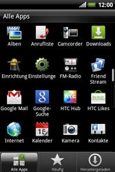 HTC Explorer - Fehlerbehebung - Handy zurücksetzen - 5 / 10