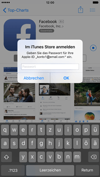 Apple iPhone 6 Plus - Apps - Konto anlegen und einrichten - 36 / 38