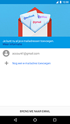 LG Nexus 5X - Android Oreo - E-mail - Handmatig instellen (gmail) - Stap 12