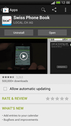 HTC One S - Applications - Installing applications - Step 11