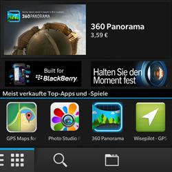 BlackBerry Q10 - Apps - Herunterladen - 15 / 21
