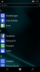 Microsoft Lumia 950 - Ausland - Auslandskosten vermeiden - Schritt 5