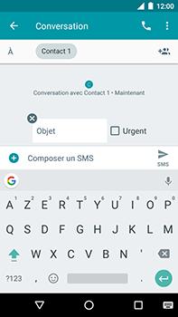 Motorola Moto E4 Plus - Contact, Appels, SMS/MMS - Envoyer un MMS - Étape 8