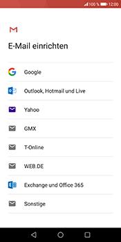 Huawei Honor 9 Lite - E-Mail - Konto einrichten (gmail) - Schritt 7