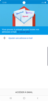 Samsung Galaxy Note10 - E-mail - Configuration manuelle (yahoo) - Étape 7