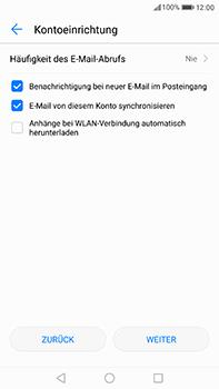 Huawei P10 Plus - E-Mail - 032b. Email wizard - Yahoo - Schritt 7