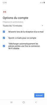 Samsung Galaxy Note 10 Lite - E-mails - Ajouter ou modifier votre compte Yahoo - Étape 12