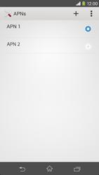 Sony Xperia M2 - Internet - Apn-Einstellungen - 16 / 19