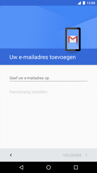 Huawei Google Nexus 6P - E-mail - Account instellen (POP3 zonder SMTP-verificatie) - Stap 9
