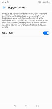 Huawei P20 Pro - WiFi - Activez WiFi Calling - Étape 9