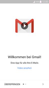 Samsung N910F Galaxy Note 4 - E-Mail - Konto einrichten (gmail) - Schritt 5