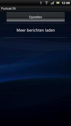 Sony Xperia Arc - E-mail - Handmatig instellen - Stap 4