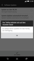 HTC One M8 - Software - Installieren von Software-Updates - Schritt 8