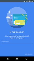 Sony Xperia X Compact (F5321) - Android Nougat - E-mail - Account instellen (POP3 zonder SMTP-verificatie) - Stap 6