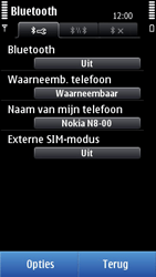 Nokia N8-00 - bluetooth - aanzetten - stap 7