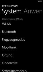 HTC Windows Phone 8S - Netzwerk - Netzwerkeinstellungen ändern - 0 / 0