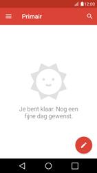LG K120E K4 - E-mail - handmatig instellen (gmail) - Stap 5