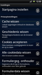 Sony Xperia Ray - Internet - Handmatig instellen - Stap 15