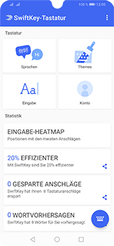 Huawei P30 Lite - Startanleitung - So fügen Sie eine Tastatursprache hinzu - Schritt 7