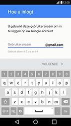 LG G5 SE (H840) - apps - account instellen - stap 9