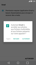 LG LG G5 (H850) - E-mail - 032c. Email wizard - Outlook - Étape 14