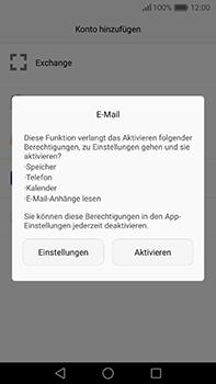 Huawei P9 Plus - E-Mail - Konto einrichten (yahoo) - Schritt 5
