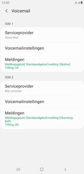 Samsung galaxy-j4-plus-dual-sim-sm-j415fn-android-pie - Voicemail - Handmatig instellen - Stap 7