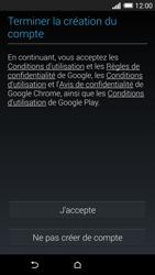 HTC Desire 816 - Premiers pas - Créer un compte - Étape 17