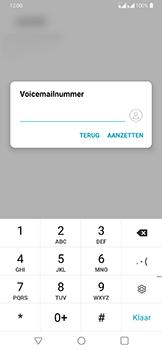 LG g7-fit-dual-sim-lm-q850emw-android-pie - Voicemail - Handmatig instellen - Stap 8