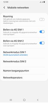 Samsung Galaxy A40 - Netwerk - 4G instellen - Stap 6
