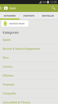 Samsung Galaxy Note 4 - Apps - Herunterladen - 2 / 2