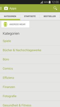 Samsung N910F Galaxy Note 4 - Apps - Herunterladen - Schritt 6