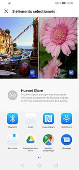 Huawei P30 lite - Photos, vidéos, musique - Envoyer une photo via Bluetooth - Étape 8