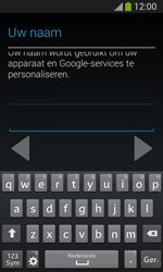 Samsung Galaxy S3 Mini Lite - apps - account instellen - stap 7