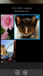 Acer Liquid M330 - MMS - Sending pictures - Step 12