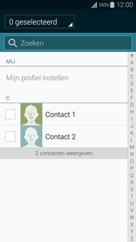 Samsung Galaxy Note 4 4G (SM-N910F) - Contacten en data - Contacten overzetten via Bluetooth - Stap 6