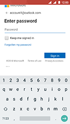 Nokia 3 - Android Oreo - E-mail - Manual configuration (outlook) - Step 9