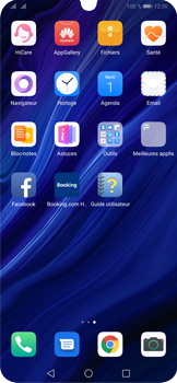 Huawei P30 Pro - Contact, Appels, SMS/MMS - Ajouter un contact - Étape 3