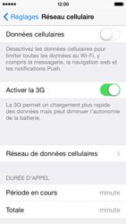 Apple iPhone 5c - Internet - Configuration manuelle - Étape 4