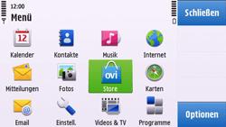 Nokia C6-00 - Apps - Konto anlegen und einrichten - 3 / 15