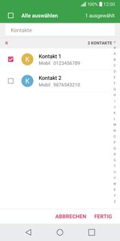 LG Q6 - Anrufe - Anrufe blockieren - 10 / 12