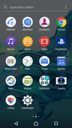Sony Xperia XZ - MMS - afbeeldingen verzenden - Stap 2