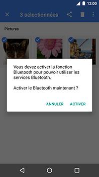 Motorola Moto E4 Plus - Photos, vidéos, musique - Envoyer une photo via Bluetooth - Étape 8