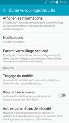 Samsung Galaxy J3 (2016) - Sécuriser votre mobile - Personnaliser le code PIN de votre carte SIM - Étape 5