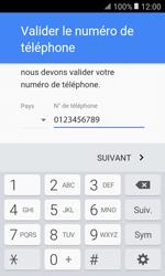 Samsung G389 Galaxy Xcover 3 VE - Applications - Créer un compte - Étape 8