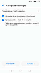 Huawei P9 Lite - Android Nougat - E-mail - Configuration manuelle (yahoo) - Étape 9