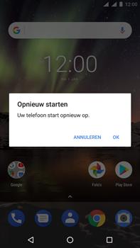 Nokia 6.1 (Dual SIM) - Internet - Handmatig instellen - Stap 35