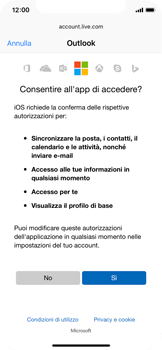 Apple iPhone X - E-mail - 032c. Email wizard - Outlook - Fase 8