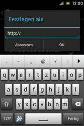 Sony Xperia E - Internet - Manuelle Konfiguration - Schritt 26